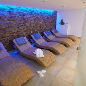 Radisson Blu Hotel Bremen Wellnessbereich