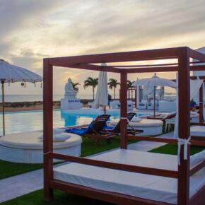 Traumstrände auf den Kapverden: 1 Woche im TOP 4* Strandhotel mit HP, Flug, Transfer & Flug nur 767€
