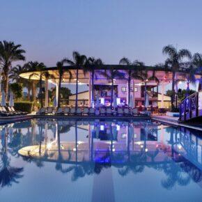 Sonne tanken in der Türkei: 7 Tage im TOP 5* Strandhotel mit All Inclusive, Flug & Hotel nur 427€