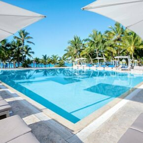 Traumhafte Karibik: 10 Tage Dom Rep im 4* Strandhotel mit All Inclusive, Flug, Transfer & Zug für 1.085€