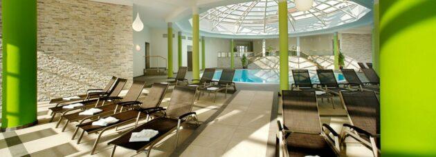 Hotel Fürstenhof Wellnessbereich