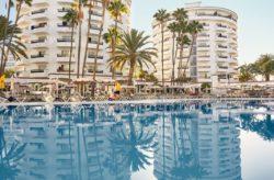 Gran Canaria: 7 Tage ins 3.5* Hotel mit All Inclusive, Flug, Transfer & Zug für nur 537€