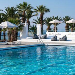 Chalkidiki: 6 Tage im TOP 5* Hotel inkl. Halbpension, Flug & Transfer ab 319€