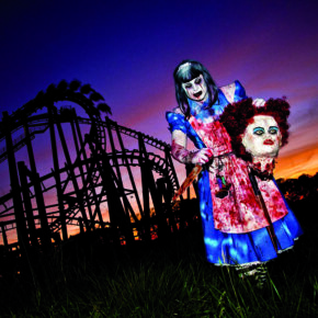 Halloween im Movie Park