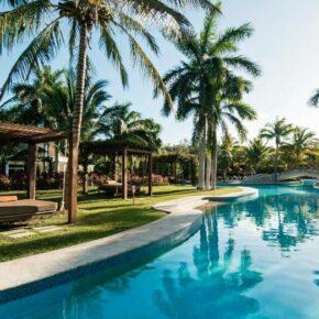 Traumurlaub in Mexiko: 9 Tage mit TOP 5* Hotel, All Inclusive, Flug & Transfer nur 899€