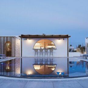 Trauminsel Santorini: 6 Tage im TOP Hotel mit Suite, Frühstück & Flug nur 459€