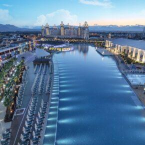 Granada Luxury Belek Pool