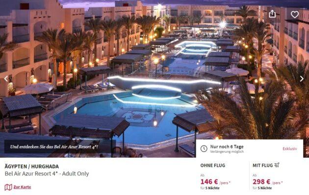 Screenshot 6 Tage Ägypten