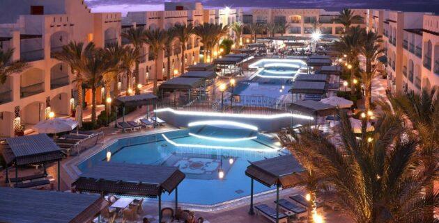 Bel Air Azur Resor Ägypten Anlage