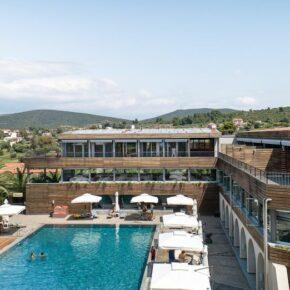 Chalkidiki: 6 Tage im TOP 4* Hotel inkl. Halbpension & Flug nur 330€