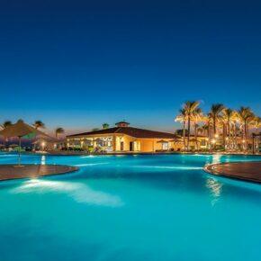Luxus in Ägypten: 6 Tage im TOP 5* Hotel mit All Inclusive, Flug & Transfer nur 465€