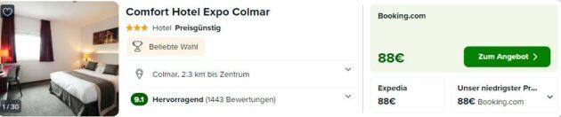 2 Tage Colmar