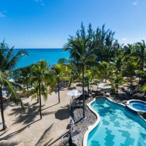 Mauritius: 10 Tage im 3* Hotel mit direkter Strandlage, Halbpension, Flug & Transfer nur 1.217€