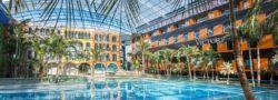 Erlebe die Therme Erding: 2 Tage im TOP 4* Hotel DIREKT in der Therme inkl. täglicher Eintrit...
