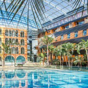 Erlebe die Therme Erding: 2 Tage im TOP 4* Hotel DIREKT in der Therme inkl. täglicher Eintritt, Frühstück & Extras für 139€