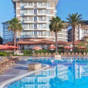 Antalya: 6 Tage im TOP 5* Hotel inkl. All Inclusive und Flug nur 377€