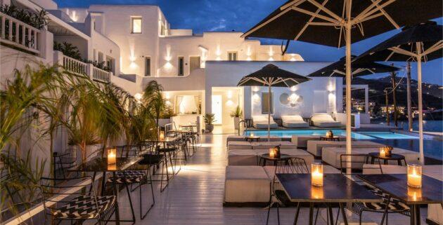 Hotel Nimbus Mykonos