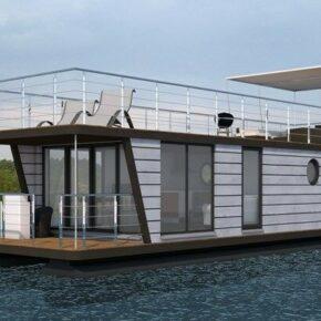 Brandneue Hausboote in Buchholz: 8 Tage auf der Müritz ab 214€ p.P.
