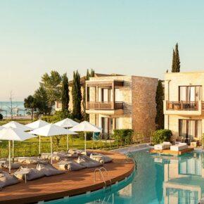 Griechenland: 6 Tage auf Chalkidiki im 5* Hotel mit Halbpension & Flug nur 324€