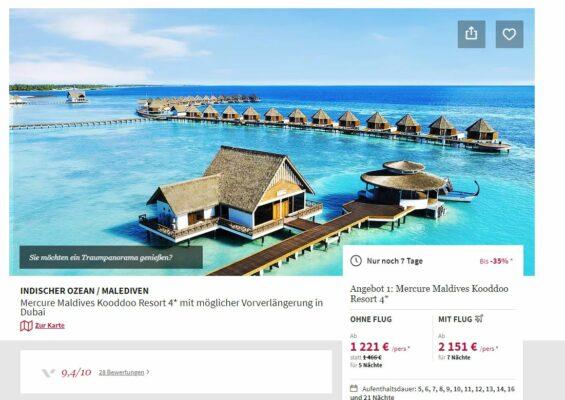 Mercure Malediven