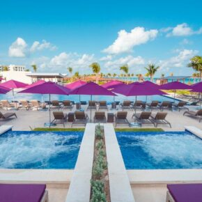 Traumurlaub: 9 Tage Cancún im 5* Planet Hollywood Resort mit Junior-Suite, All Inclusive, Flug & Transfer nur 1.235€