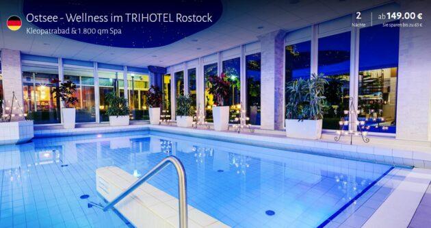 3 Tage Wellness Rostock