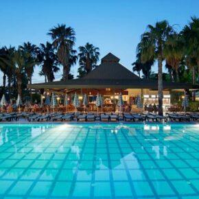 Luxus in der Türkei: 6 Tage im TOP 5* Hotel mit All Inclusive, Flug, Transfer & Zug nur 381€