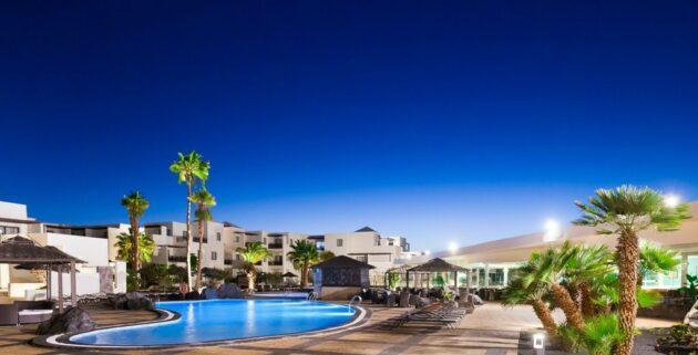 Vitalclass Lanzarote Sport & Wellness Resort Pool